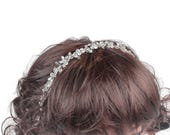 Childrens Wedding Hair Vine Hair Jewellery Bo Ho Headdress Bridal Hair Vine Woodlands Hair Jewellery