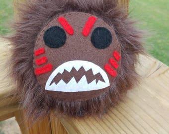 Kakamora stuffed animal, plushie, kakamora plushie, kakamora, Moana plushie, Moana, pirates, Disney, Disney plush, monster stuffed animal