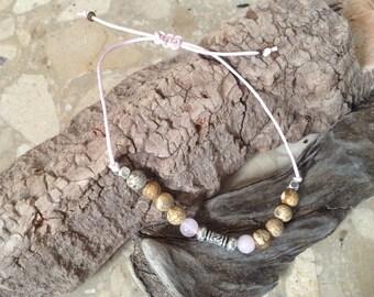Man's Gemstone Bracelet from my 'Man of Earth' range
