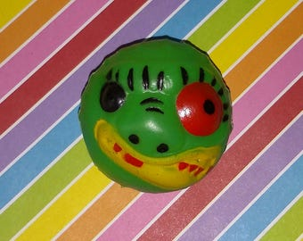 Vintage 1980s Vending Machine Bootleg Madball Toy