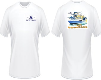 Bertram Yachts 2017 Shootout T-Shirt