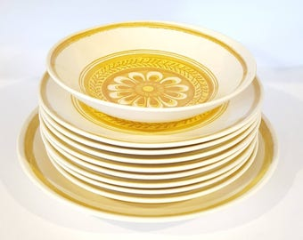 Royal Ironstone by Royal China Dinnerware Set