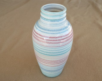 Vintage Harris Potteries Vase; Vintage Ceramic Urn