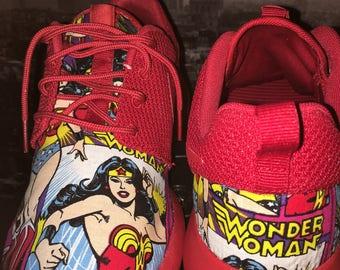 Wonder Woman Roshe One