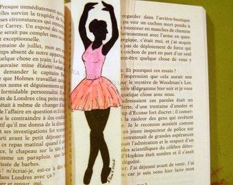 Bookmark star dancer