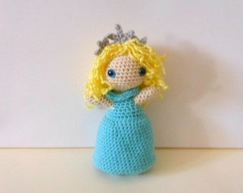 Crochet Glinda Plush, Wicked Plush, Broadway