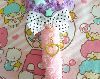Fluffy Wand(prl&pnk)