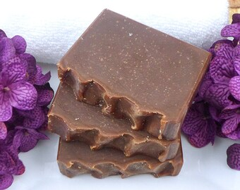 Shampoo Bar - Solid Shampoo - Shampoo Soap - Oatmeal Stout Soap - Natural Soap - Beer Soap - Homemade Soap - Gift for Wife - Hostess Gift