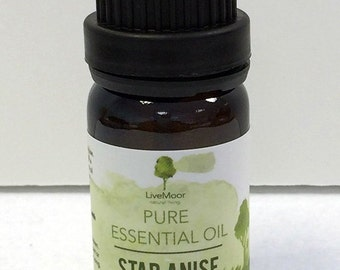 Star Anise Essential Oil, 10ml
