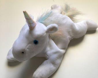 Beanie Baby Unicorn 'Mystic'