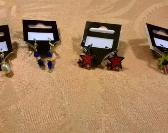 Earrings, necklace sets