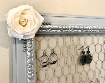 Jewelry Organizer Frame.