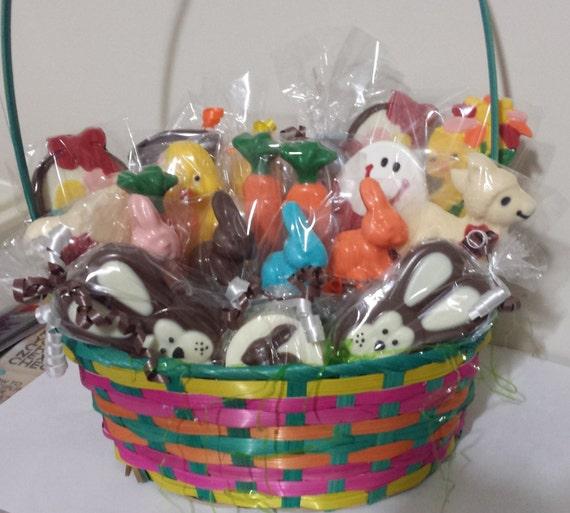 Easter baskets 30 40 dollars easter wikii - Custom made easter baskets ...