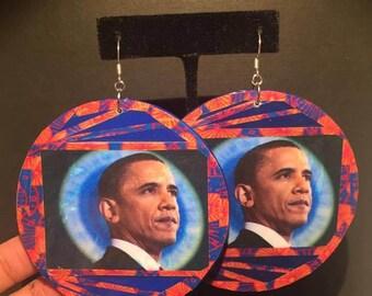 Obama Earrings!