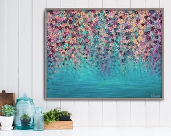 Abstract Painting Large Wall Art Acrylic Painting Abstract Canvas Art Original Abstract Art Large Abstract Painting Impressionist Painting