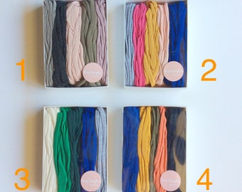 Fabric Yarn Sampler Series 1