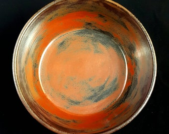Red/Brown Casserole & Serving Dish