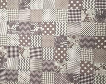 Blue & Gray Lap Quilts