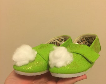 Tinkerbell / Fair Green Shoes