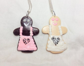 Cookie Girl Necklace