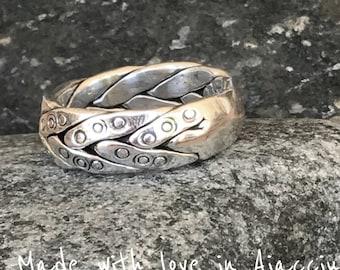 Ring 925 sterling silver man
