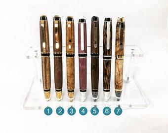 Handcrafted Cigar Pen, Ball Point Pen, Christmas Gift, Gift for Men, Gift for Him, Boss Gift, Teacher Gift