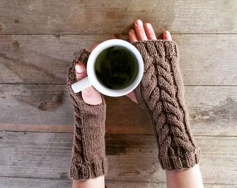 Mittens | Fingerless gloves | Long Arm Warmers | Gloves | Handmade | Wrist warmers