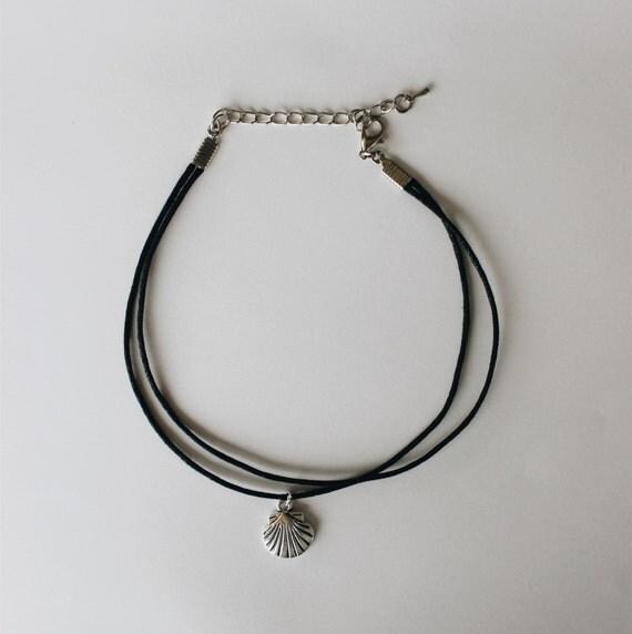 Choker with different Pendants
