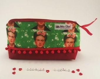 """Trousse à Maquillage """"Frida Kahlo"""""""