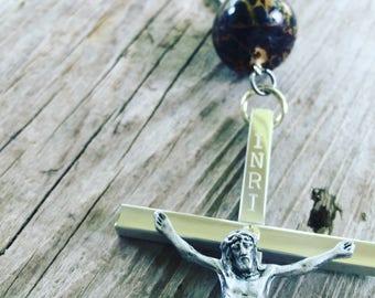 Doorknob rosary