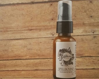 Face Lotion : Oily Skin • Organic • Botanically Infused • Natural