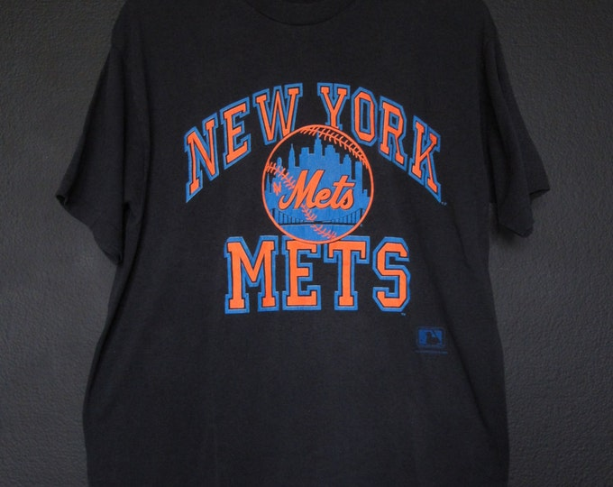 New York Mets MLB 1989 vintage Tshirt