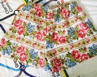 Handmade shorts!