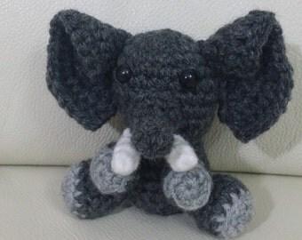 Elephant (elephant)   Amigurumi
