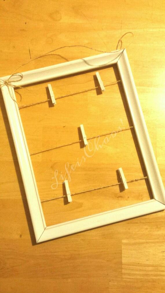 Clothespin Clip Picture Frame Mini Clip Frame Mini Clip