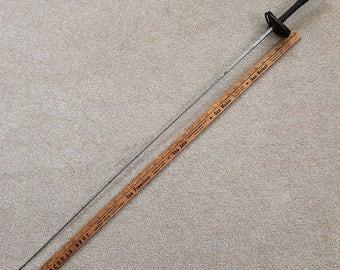 Antique Practice Fencing Foil by Klingenthal / Coulaux & Co.