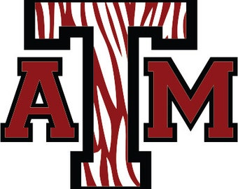 A&M Zebra