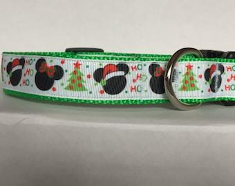 Christmas Disney Collar