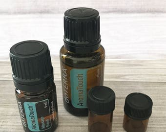 AromaTouch Oil, AromaTouch Essential Oil, AromaTouch Sample, Essential Oil, AromaTouch, Message Oil, FREE SHIPPING