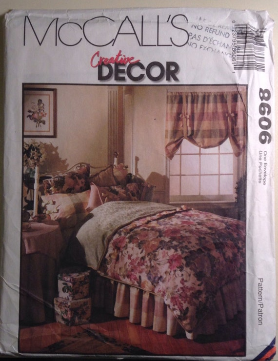 Mccalls creatiive decor bedroom essentials from for Bedroom necessities