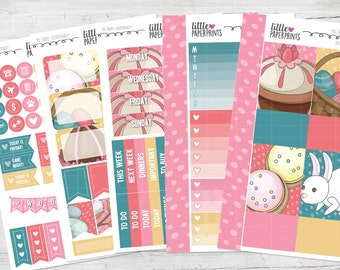 "PERSONAL KIT | ""Be Happy Everybunny"" Glossy Kit 