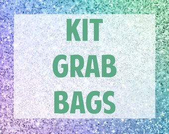 Kit Grab Bags! | Matte Glossy Planner Stickers