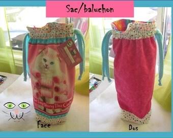 BAG / BALUCHON made of 100% cotton