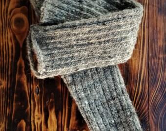 Handmade 100% Wool Leg Warmers