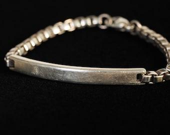 Vintage Sterling Silver Tiffany Bracelet