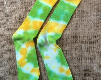Tie Dye Socks, Adult size