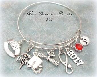 Nurse Graduation Gift, RN Graduation Gift, 2017 Graduation Gift, Personalized Gift Nurse, Gift for Nurse Grad, Nursing School Gift for Grad
