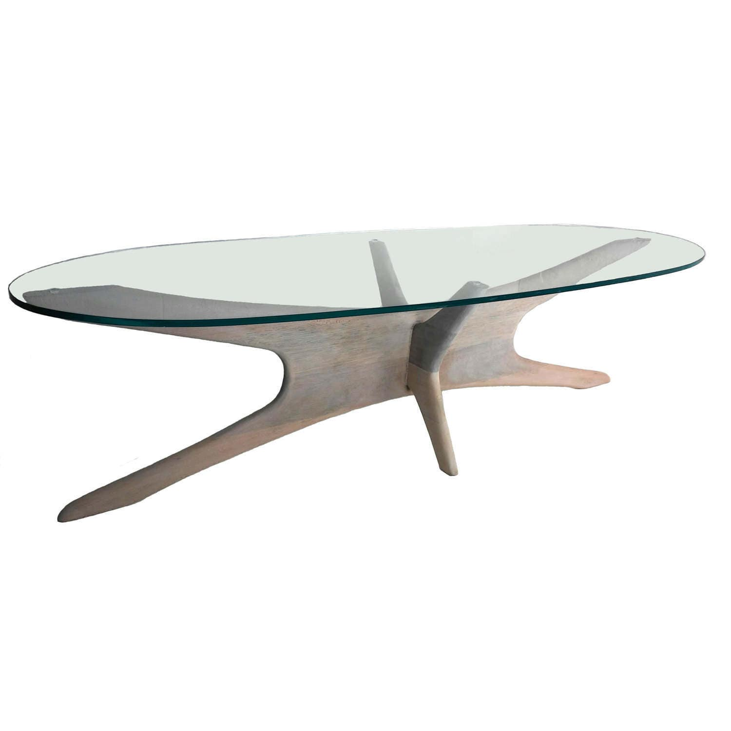 Mid Century Adrian Pearsall Jacks Coffee Table