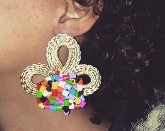 Smarties HandMade Earrings
