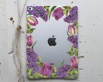 Tablet Stand iPad Mini 4 Case Lilac iPad Case iPad Air 2 Case iPad Pro 12.9 Mini iPad Case iPad Pro 9.7 Cover iPad Air iPad Stand WC4044